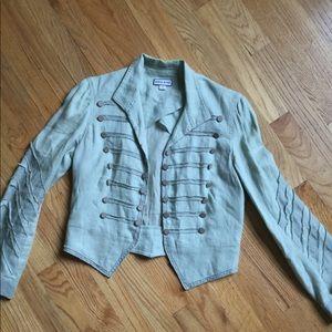 Chris Benz size 4 jacket